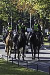 equestrian squadron in Hamburg