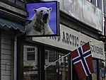 arctic souvenirs in Tromso