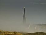Nebel auf Helgoland