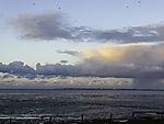 Abendwolken über Norderney