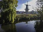 Frisia-Windmühle in Norden