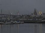 Winterruhe im Hafen von Tromsö