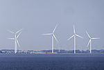 wind park on ilsand Lolland
