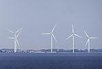 Windräder auf Lolland