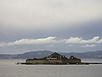 Insel Munkholmen bei Trondheim