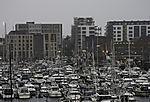 Bootshafen in Bodö