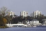 Außenalster mit Anleger Rabenstraße