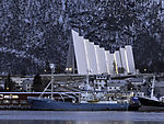 former polar research vessel Lance in Tromso