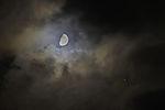 Mond und Mars