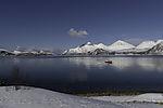 winter in Nordfjorden