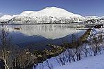winter on mount Vasstinden