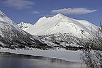 Eis auf dem Nordfjorden