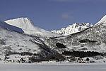 Finndalen im Winter