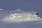 Wintermorgen auf Lille Blaamannen