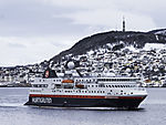 Hurtigrute Spitsbergen in Harstad