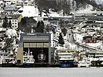 Schiffswerft in Harstad