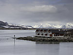 rorbu cabins in Stokmarknes
