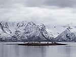 island Jäva in Hadselfjorden