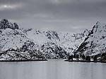 entrance to Trollfjord