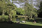 picknick in spring
