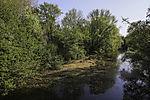 spring reflection at Isebek channel