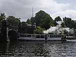 sightseeing boat St. Georg on lake Alster