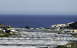 Gewächshäuser aus Plastik an Costa de Almeria