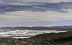 Gewächshäuser aus Plastik in Sierra Nevada