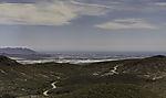 Gewächshäuser aus Plastik an der Costa de Almeria