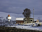 altes Leuchtfeuer bei Tromsö