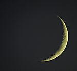 zunehmende Mondsicher