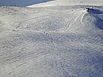 Skihang am Finnlandsfjellet