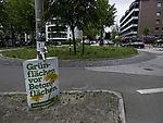 green politics in Hamburg