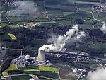 Atomkraftwerk Gösgen bei Zürich