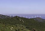 Windräder in Südspanien