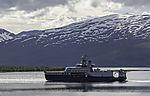 norwegian icebreaker Kronprins Haakon
