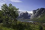 glacier at Grötfjorden