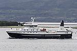 trawler Holmöy im Sandnessund