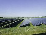 Solarpark bei Norden
