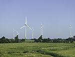 Windpark in Ostfriesland