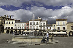 Plaza Mayor in Trujillo