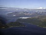 Balsfjorden und Ramfjorden