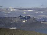Berg Hamperokken aus der Luft