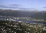Tromsö aus der Luft