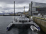 Wasserstoffboot Energy Observer