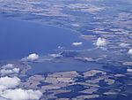 lake Grosser Binnensee at Hohwacht Bay