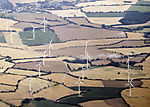 windpark in East Holstein