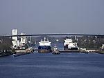 Kiel Channel locks