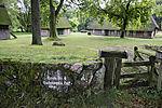 old farm house in Luneburg Heath
