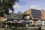 Solarenergie auf Dächern in Lüneburger Heide